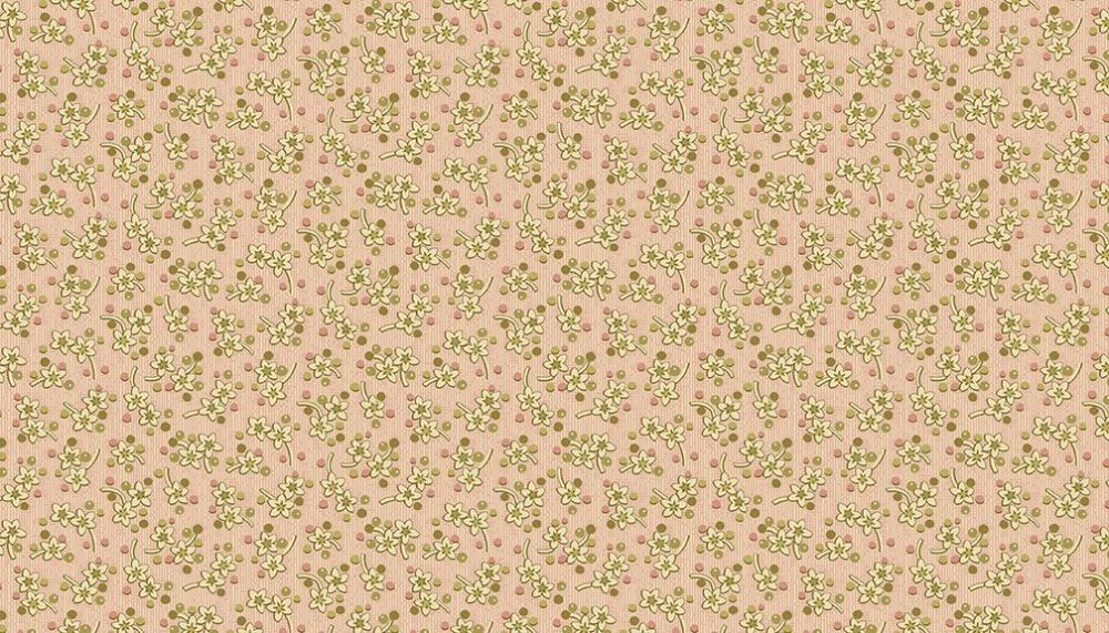 Edyta Sitar Bed Of Roses Collection Sweet Mint Sweet Pink